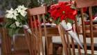Wianek na świąteczny stół