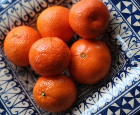 Kandyzowane mandarynki