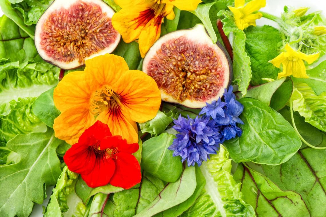 Quiz – kwiatki do sałatki