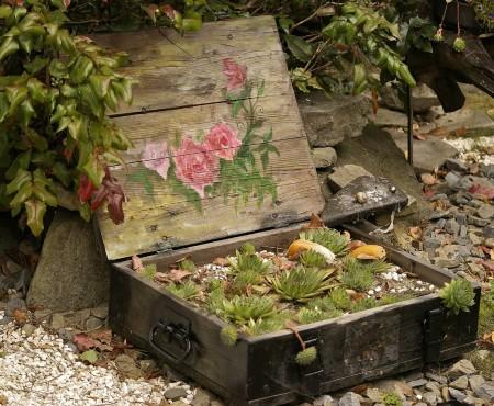 Kwitnące walizki