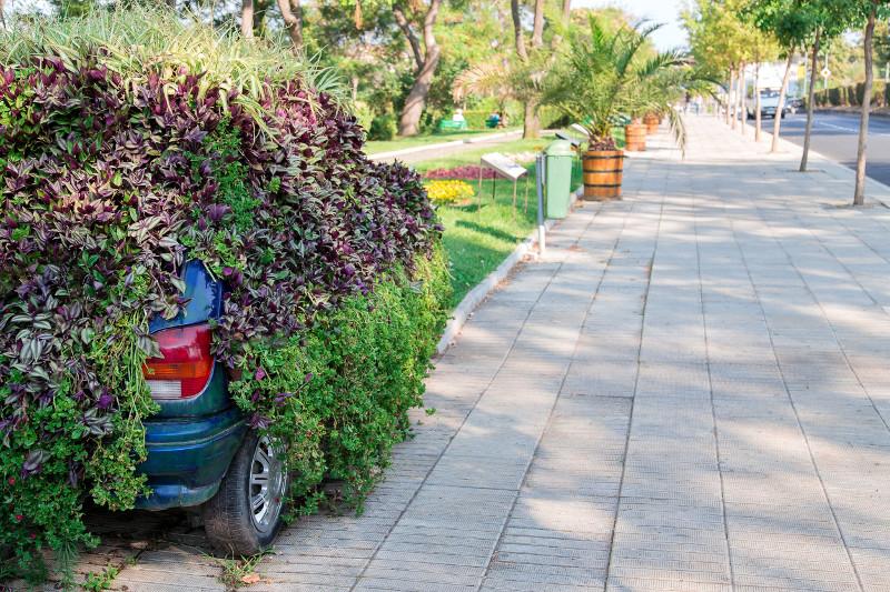 Chyba lekka przesada, za rok ten samochód zniknie. Ale być może o to tu chodzi.
