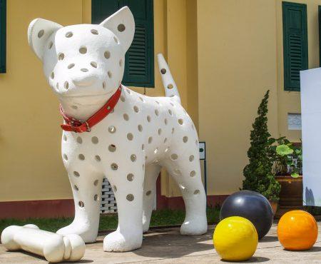 Psie figurki
