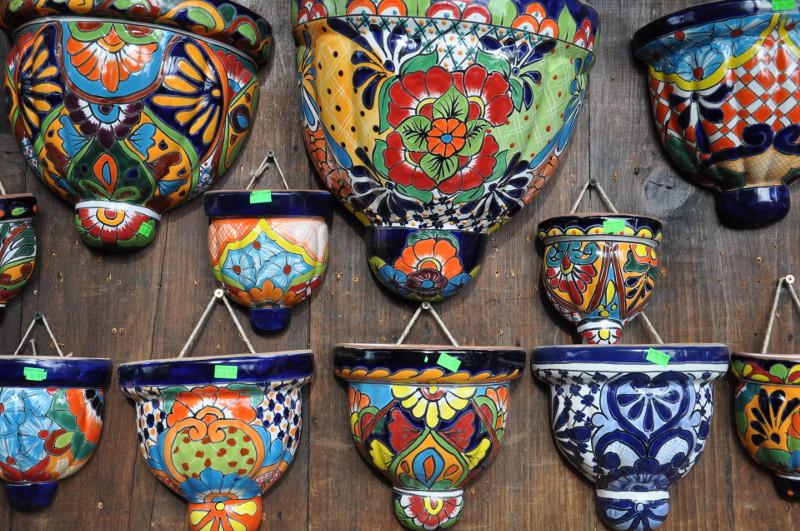 Ceramika z San Diego.