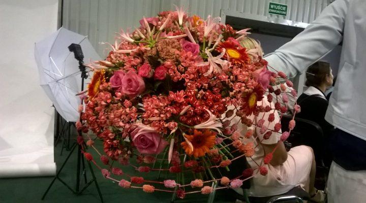 Kwiaty z czterech kontynentów