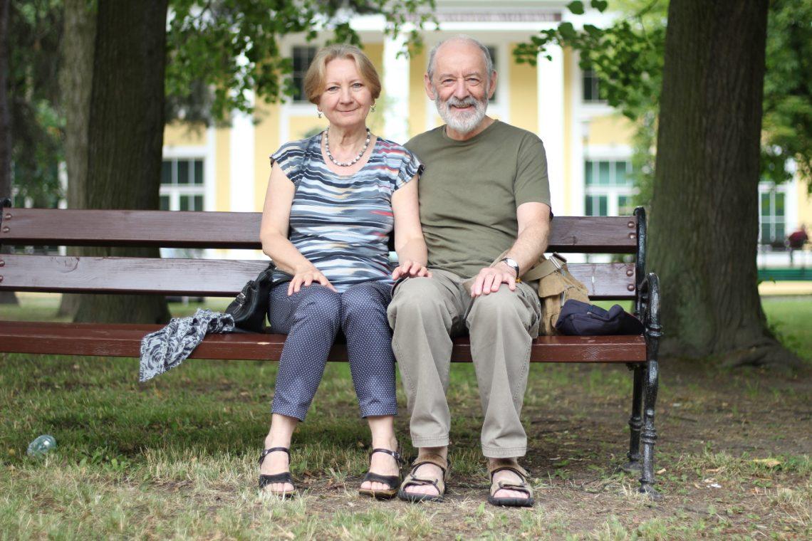 Czary na małej przestrzeni – Elżbieta i Tadeusz Walterowie