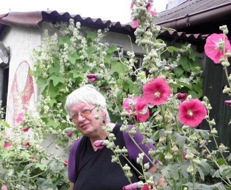 Przytulony do Puszczy – Maria Janiga i jej ogród