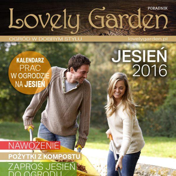 Poradnik Lovely Garden – Jesień 2016
