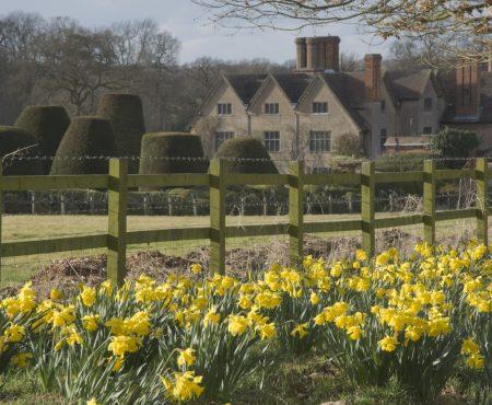 Znane ogrody: Packwood House