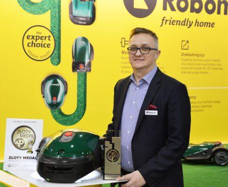 Nowy robot koszący Robomow RX20 Pro do małych ogrodów