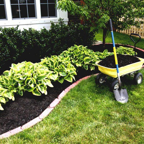Jak urządzić mały ogród przy mieszkaniu?