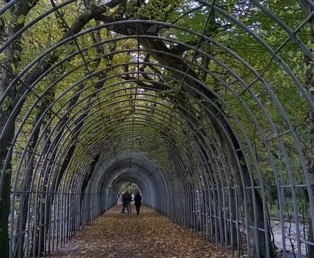 Zabytkowy bindaż w Kołobrzegu
