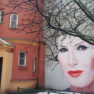 Mural dla Kory