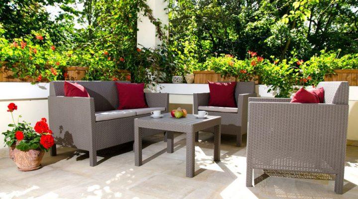 Piękny i wygodny ogród. Sprawdź nasze propozycje